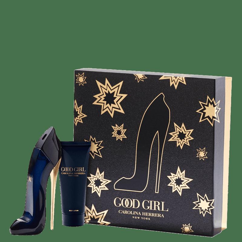 Conjunto Good Girl Carolina Herrera - Eau de Parfum 80ml + Hidratante Corporal 100ml
