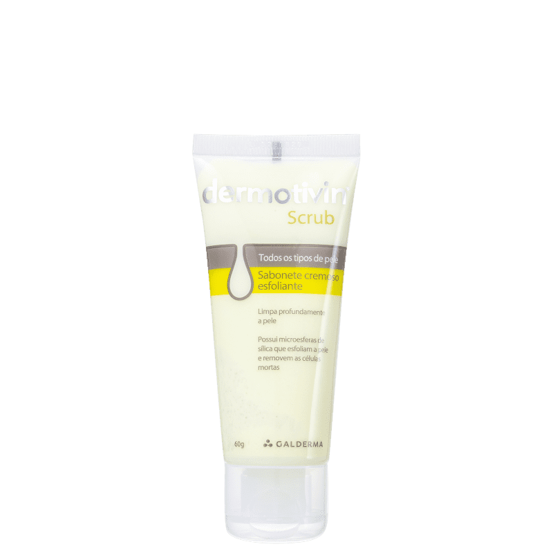 Dermotivin Scrub - Esfoliante Facial 60g