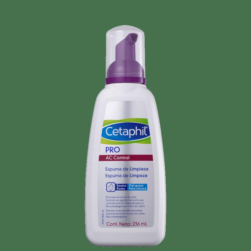 Cetaphil Pro AC Control - Espuma de Limpeza Facial 236ml