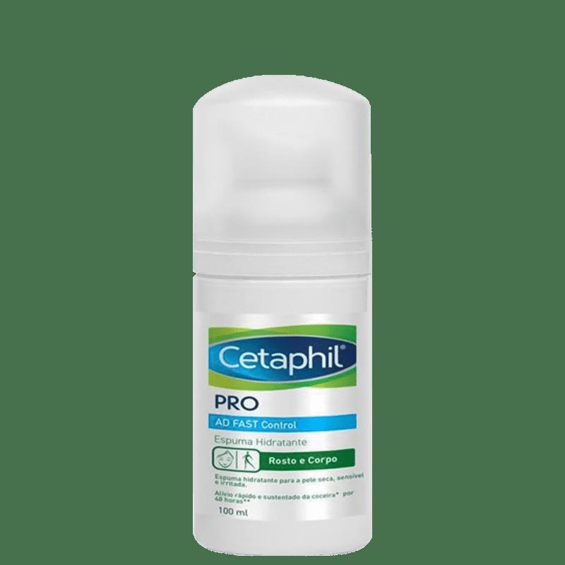 Cetaphil PRO AD Fast Control - Espuma Hidratante 100ml