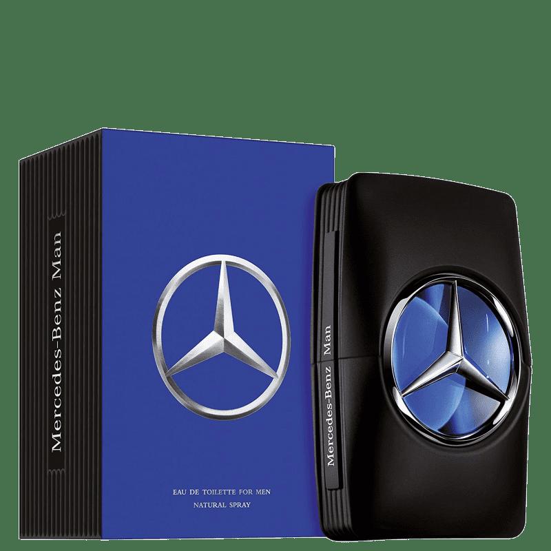 Mercedes Benz Man Mercedes-Benz Eau de Toilette - Perfume Masculino 30ml
