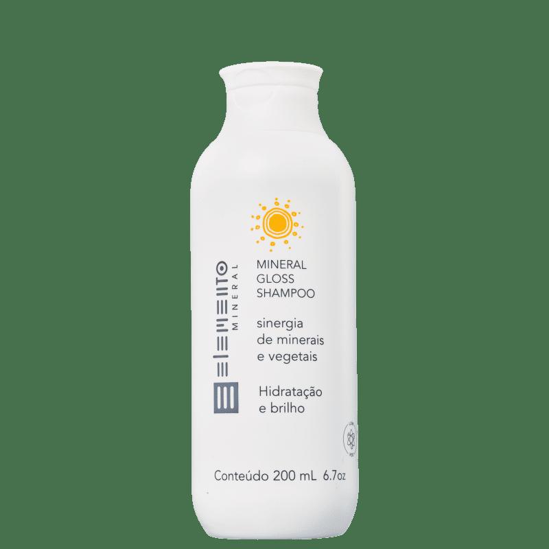 Elemento Mineral Mineral Gloss - Shampoo 200ml