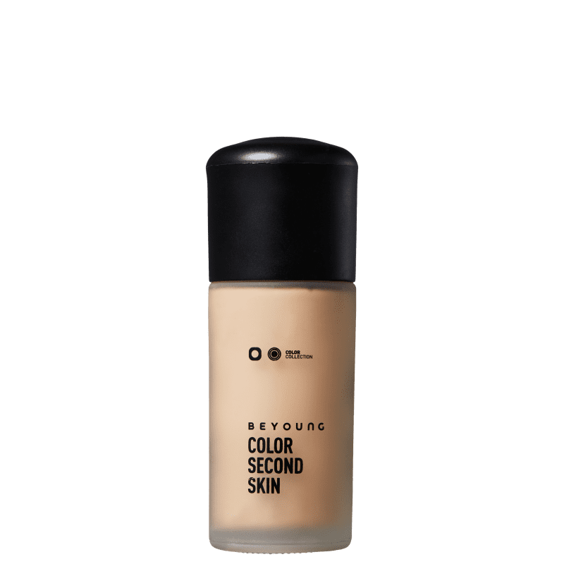 Base Mousse BEYOUNG Color Second Skin 20N 30g