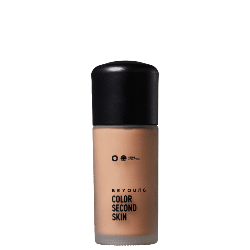 Base Mousse BEYOUNG Color Second Skin 50W 30g