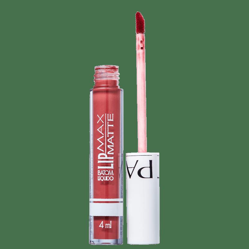 Payot Lip Max Matte Borgonha - Batom Líquido 4ml