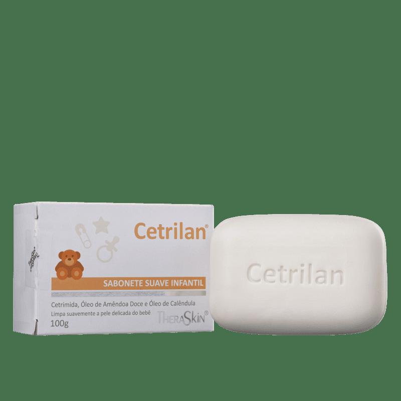 TheraSkin Cetrilan - Sabonete em Barra 100g