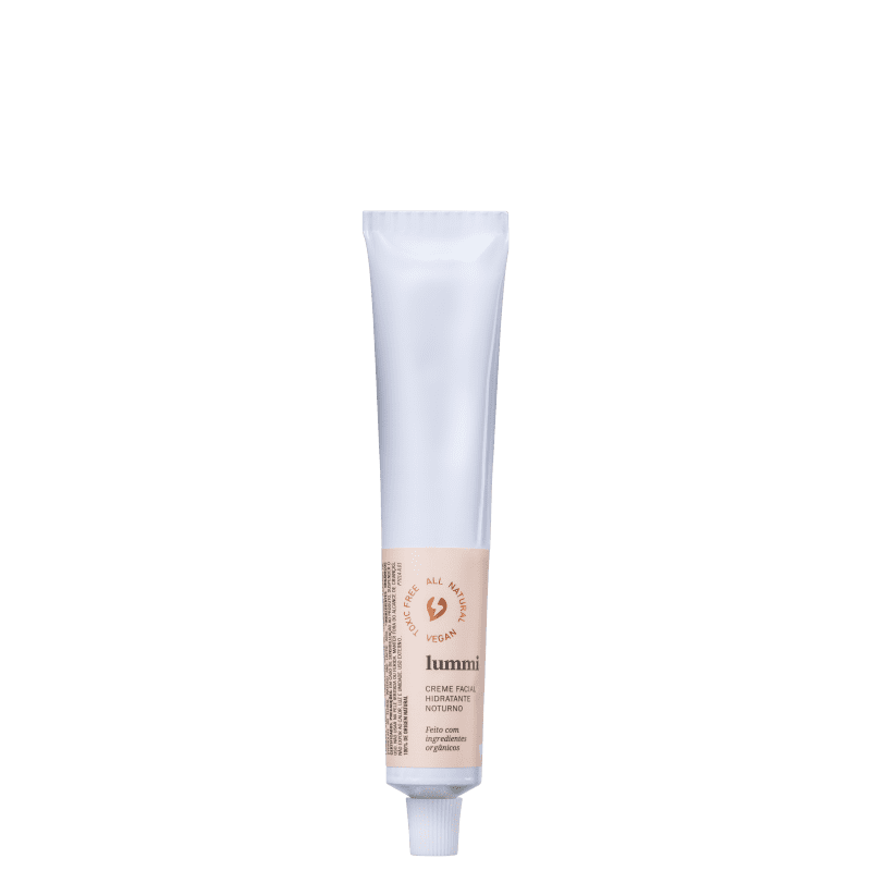 Creme Hidratante Beauts Lummi Facial Noturno 25g