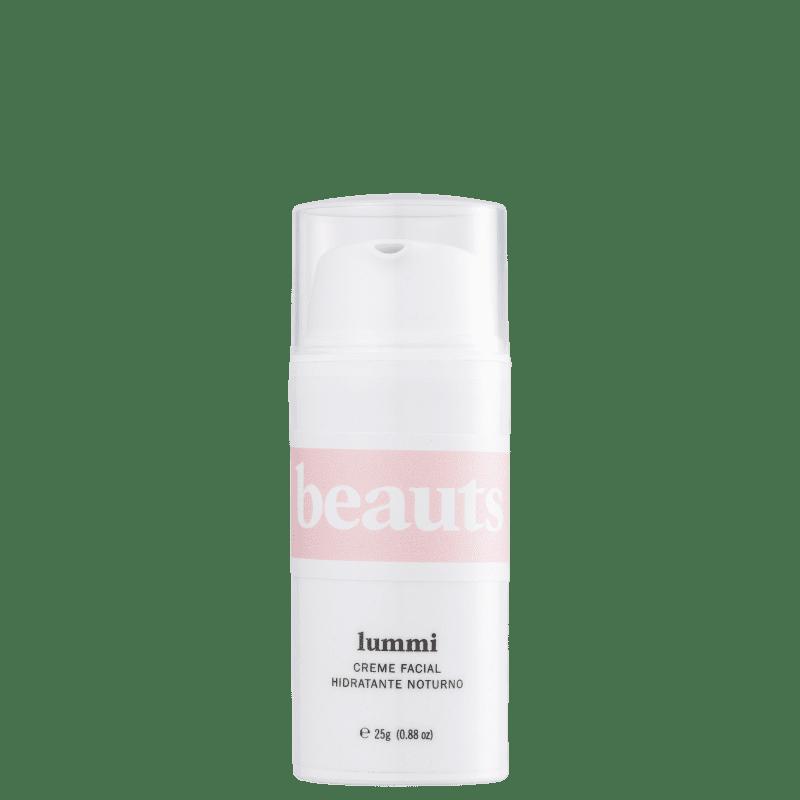 Beauts Lummi - Creme Hidratante Clareador Noturno 25g