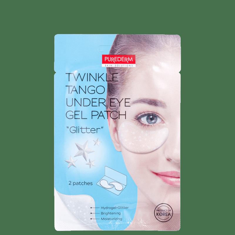 Purederm Gel Patch - Máscara para Área dos Olhos (1 Unidade)