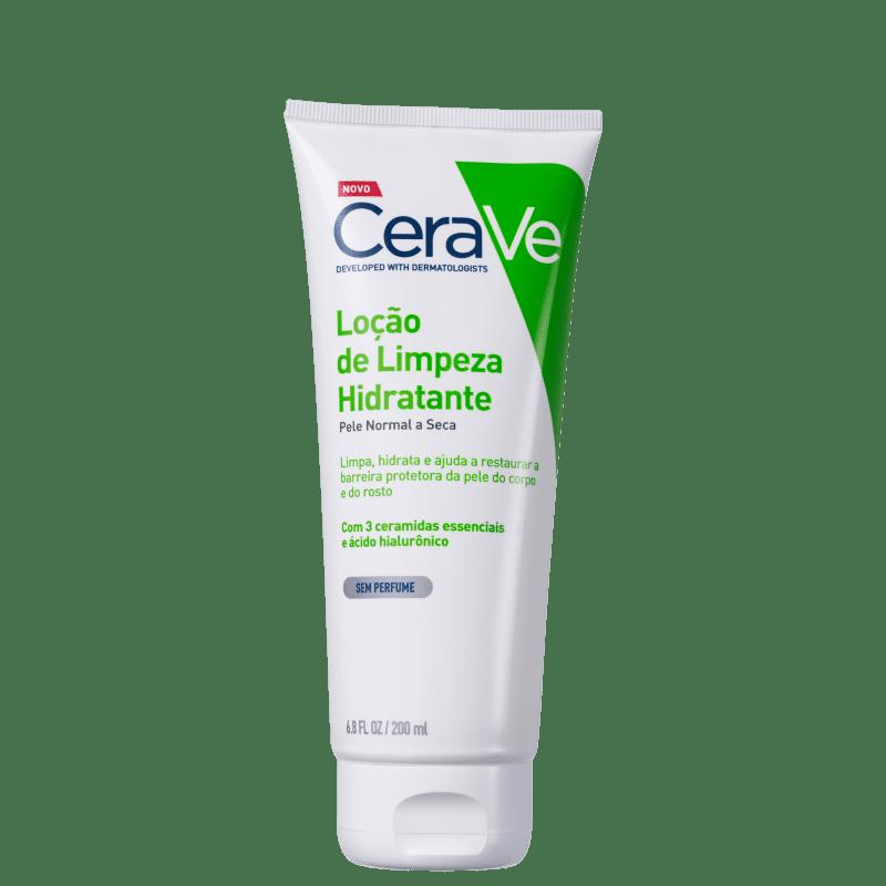 CeraVe Hidratante - Loção de Limpeza Facial 200ml