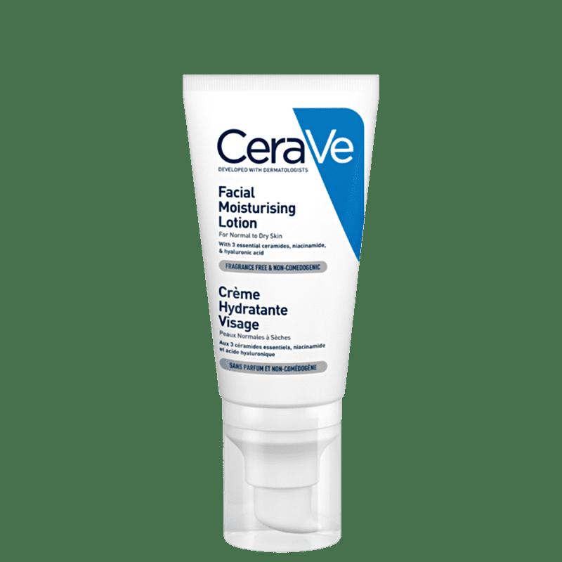 CeraVe Moisturising - Loção Hidratante Facial 52ml