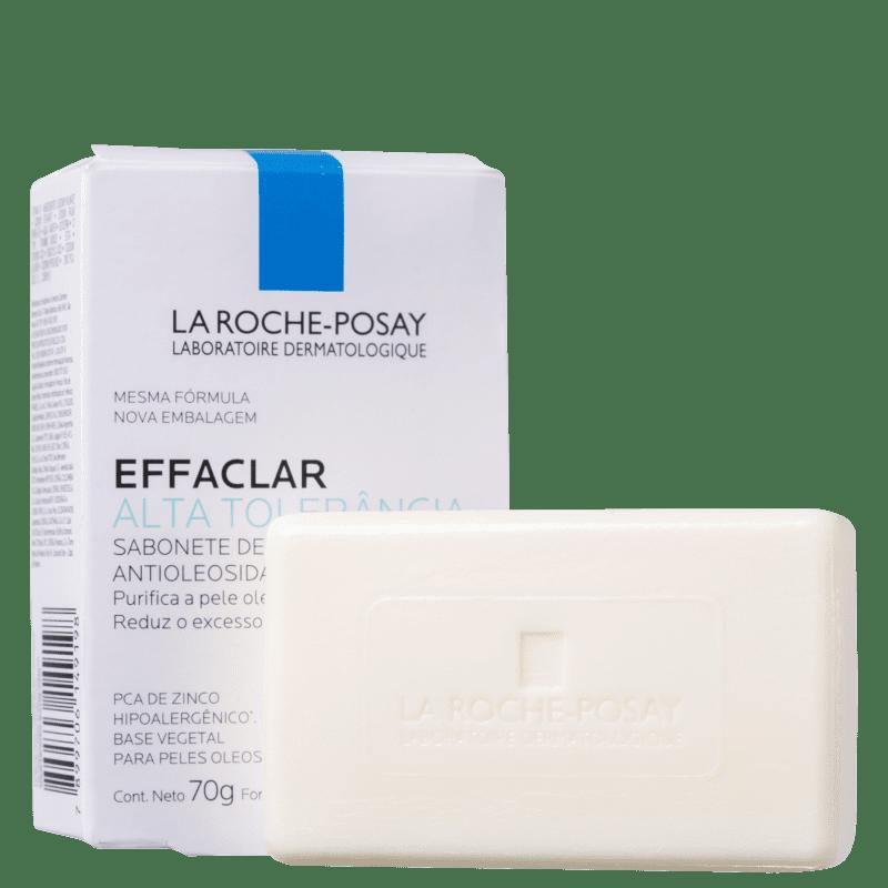 La Roche-Posay Effaclar Alta Tolerância - Sabonete Facial 70g