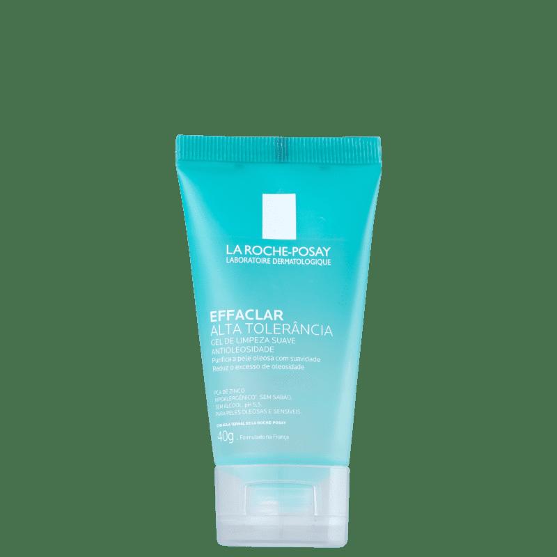 La Roche-Posay Effaclar Alta Tolerância - Gel de Limpeza Facial 60g