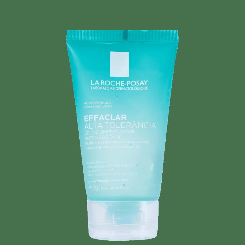 La Roche-Posay Effaclar Alta Tolerância - Gel de Limpeza Facial 150g