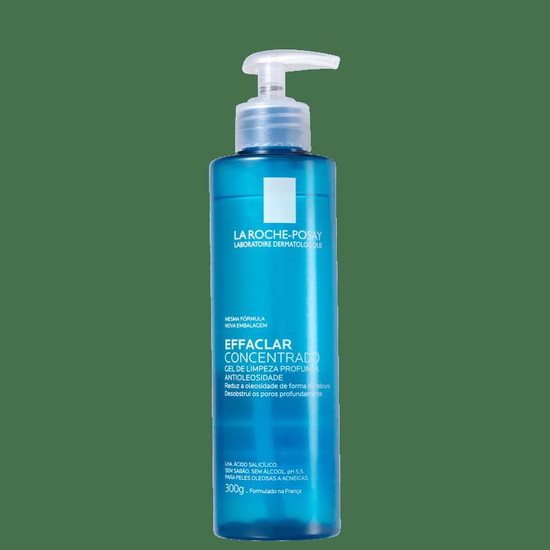 La Roche-Posay Effaclar Concentrado - Gel de Limpeza Facial 300g