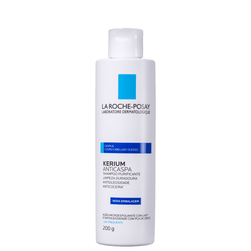 La Roche-Posay Kerium - Shampoo Anticaspa 200ml
