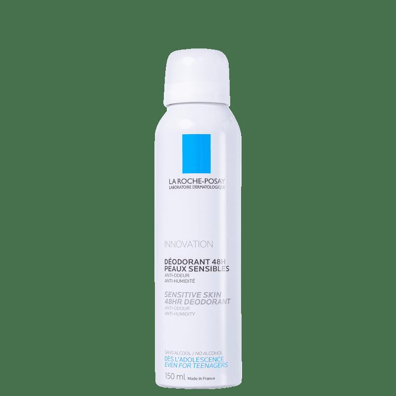 La Roche-Posay Deo 48H para Peles Sensíveis Aerossol - Desodorante 150ml
