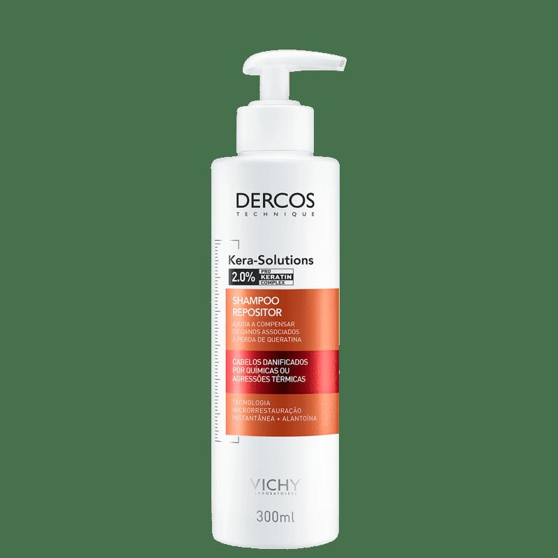 Vichy Dercos Kera-Solutions - Shampoo 300ml