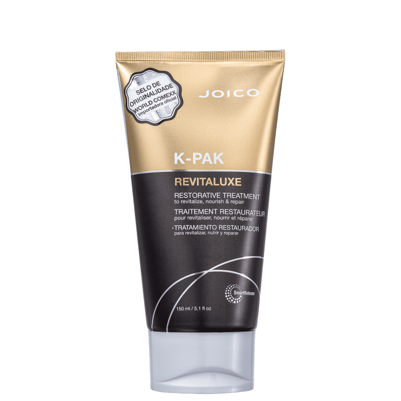 Joico K-PAK Revitaluxe Restorative Treatment - Máscara Capilar 150ml