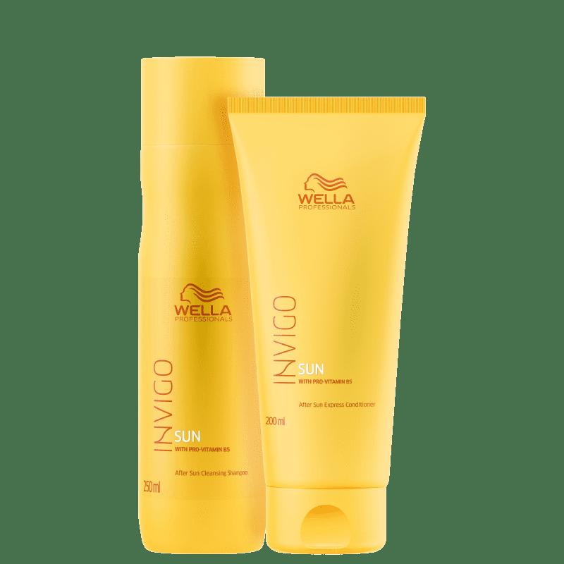 Kit Wella Professionals Invigo Sun Essential (2 Produtos)
