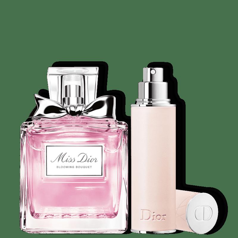Conjunto Miss Dior Blooming Bouquet DIOR Feminino - Eau de Toilette 100ml + Eau de Toilette 10ml