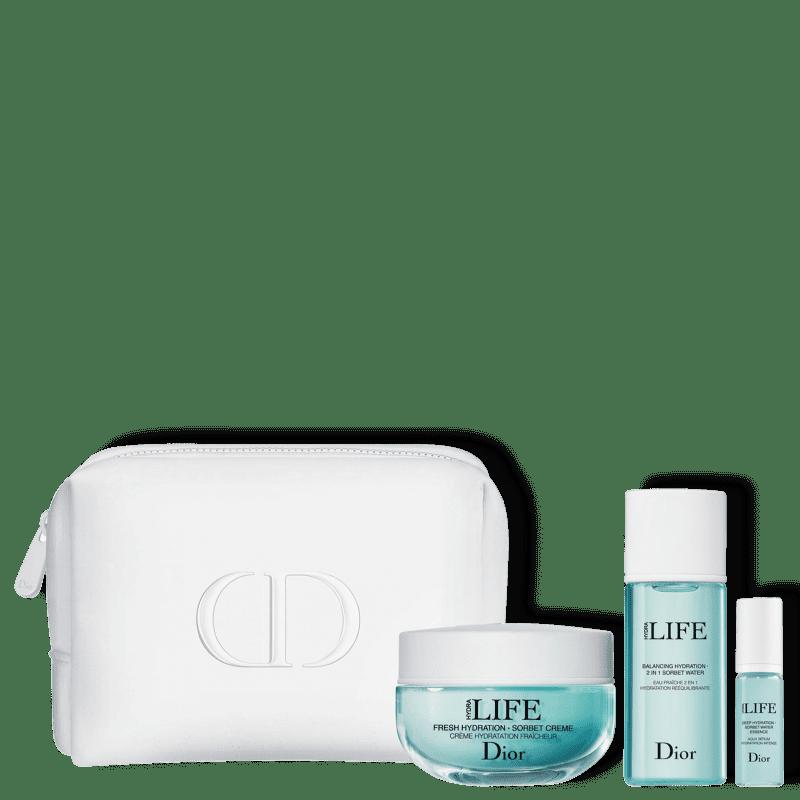 Kit Dior Hydra Life Care (3 Produtos)