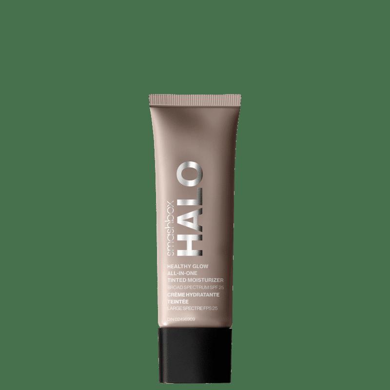 Smashbox Halo Healthy Glow All-In-One Tinted Moisturizer SPF 25 Dark Neutral - Hidratante com Cor 40ml