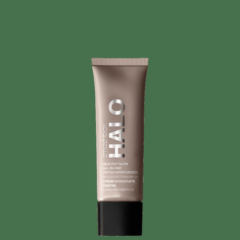 Smashbox Halo Healthy Glow All-In-One Tinted Moisturizer SPF 25 Dark - Hidratante com Cor 40ml
