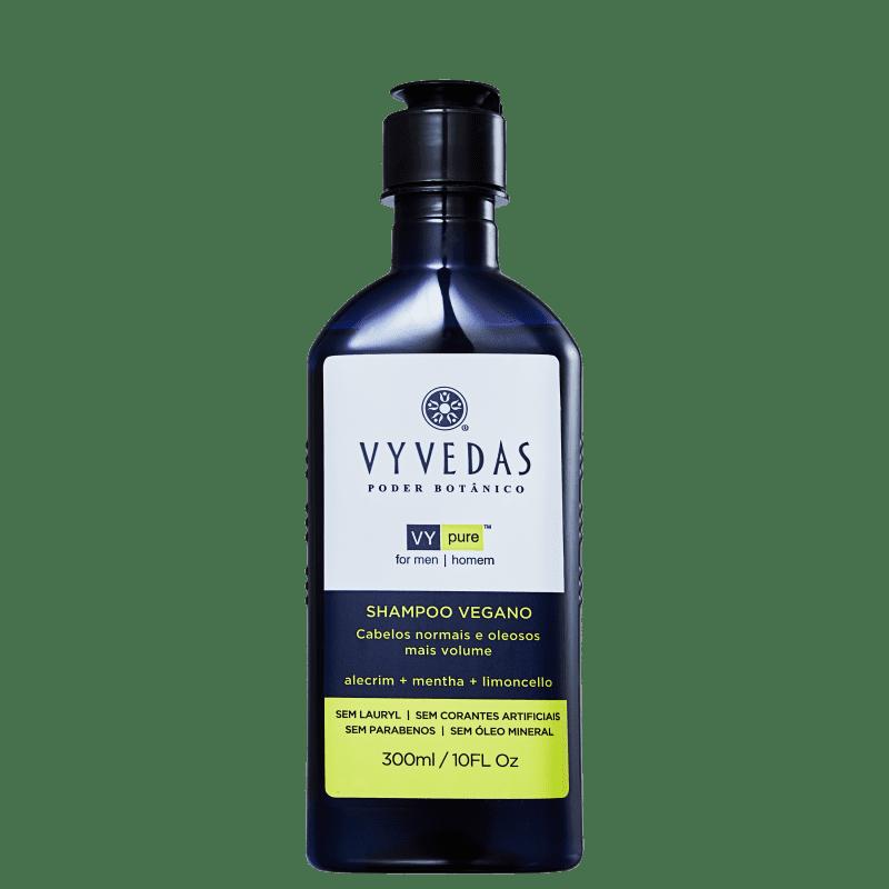 Vyvedas VY Pure Masculino - Shampoo 300ml