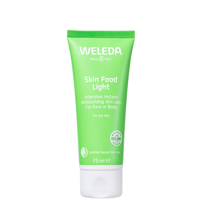 Weleda Skin Food Light - Creme Hidratante Corporal 75ml