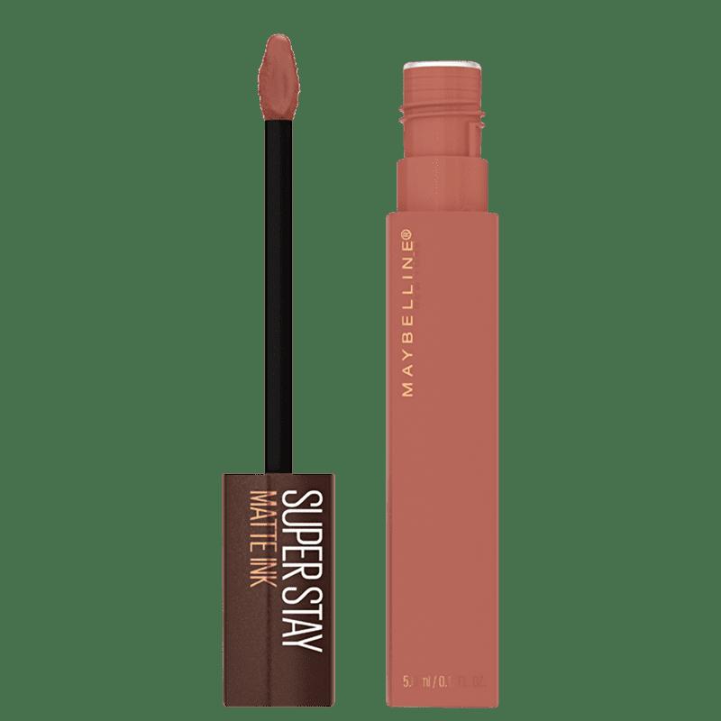 Maybelline Superstay Matte Ink Coffee Edition Hazelnut Hypnotizer - Batom Líquido 5ml
