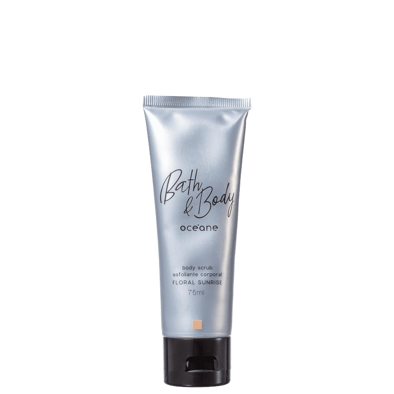 Océane Bath & Body Floral Sunrise - Esfoliante Corporal 75ml