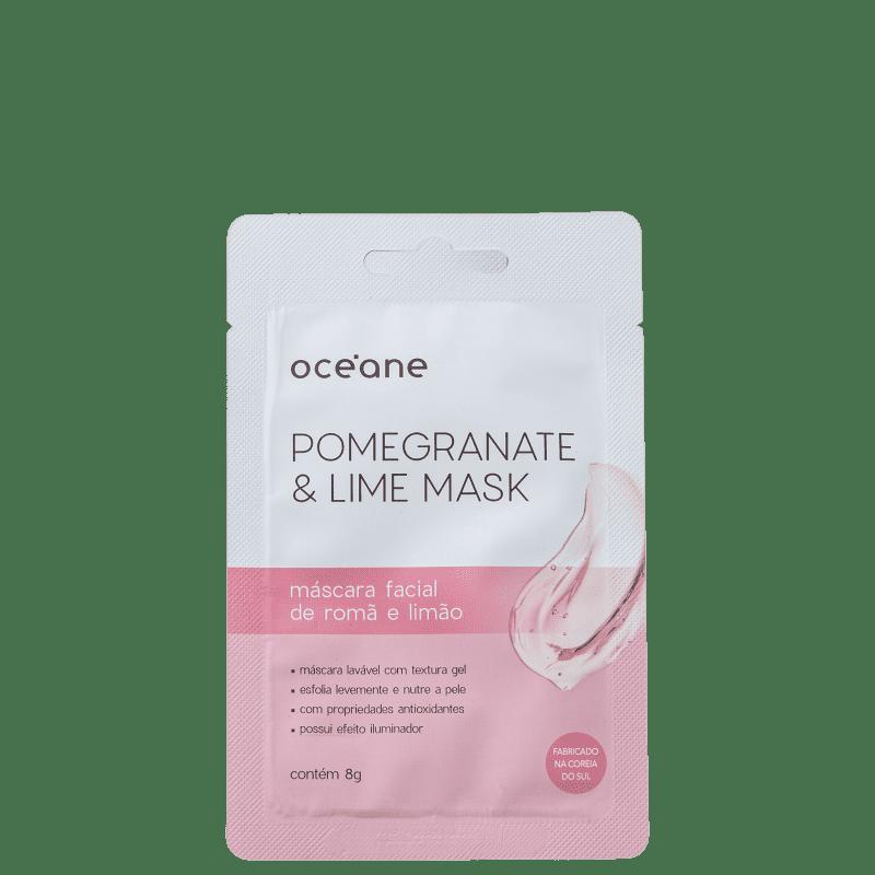 Océane Pomegranate & Lime - Máscara Facial 8g