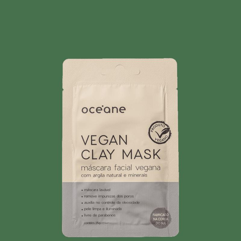 Océane Vegan Clay - Máscara Facial 15g