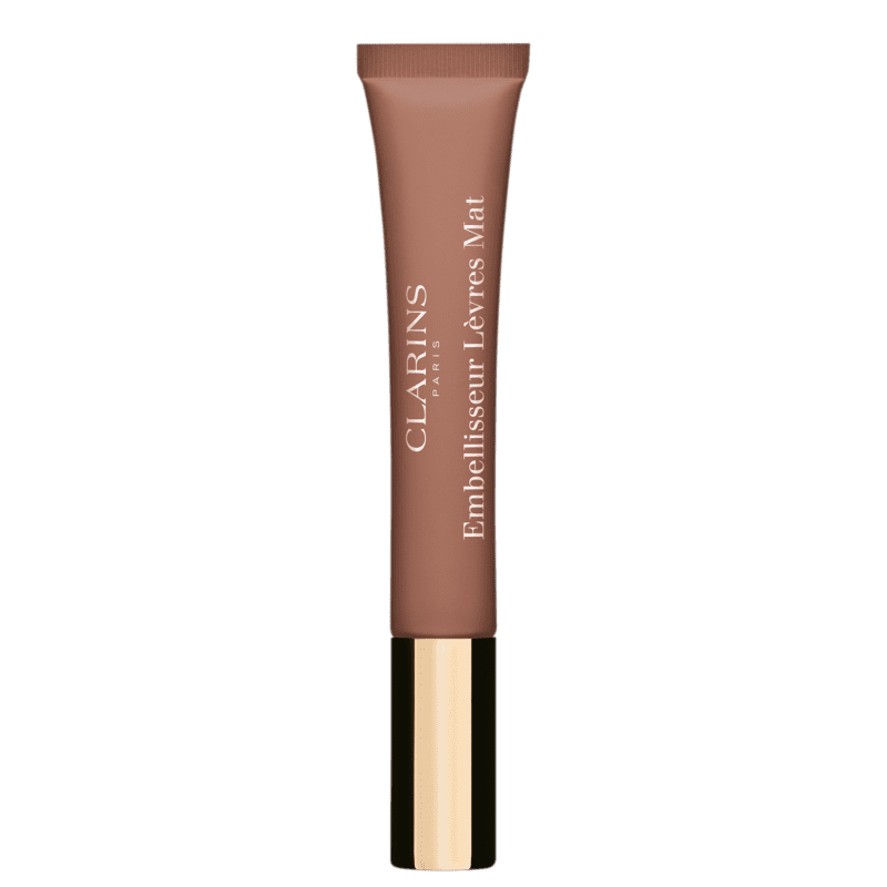 Clarins Embellisseur Lèvres Mat Velvet Nude - Bálsamo Labial 12ml
