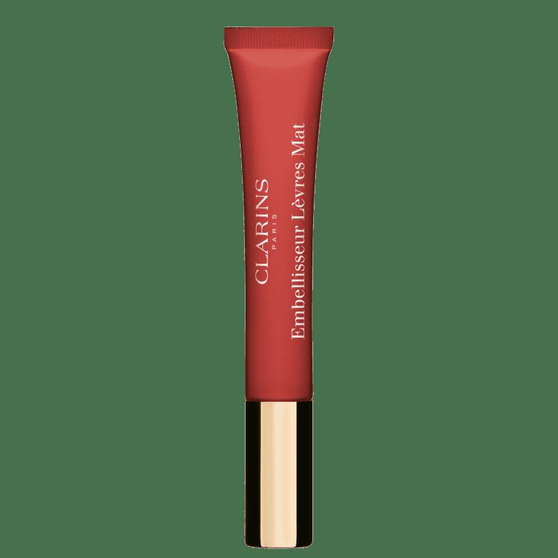 Clarins Embellisseur Lèvres Mat Velvet Rosewood - Bálsamo Labial 12ml