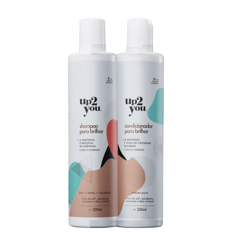 Kit Up2You Para Brilhar Duo (2 Produtos)