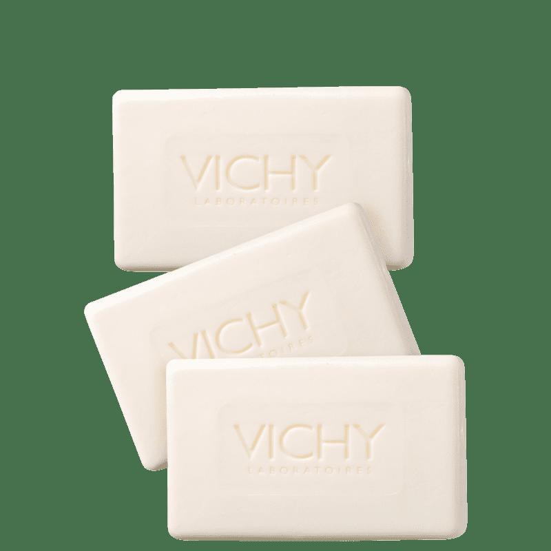 Kit Vichy Normaderm - Sabonete em Barra 3x70g