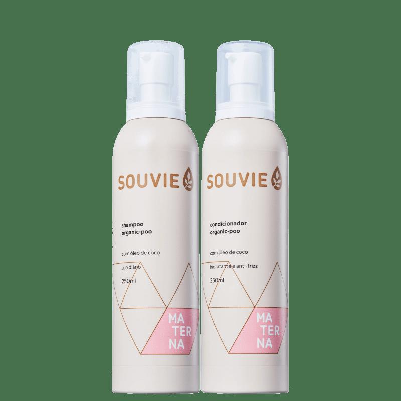 Kit Souve Cabelos das Mães (2 produtos)