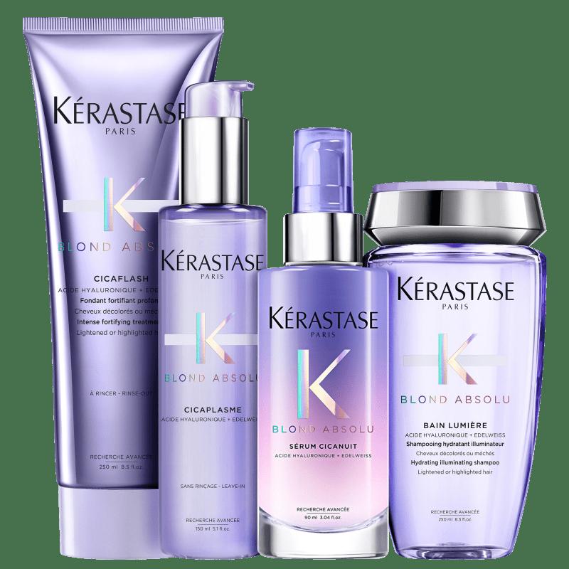 Kit Kérastase Sun-Kissed Blonde (4 Produtos)
