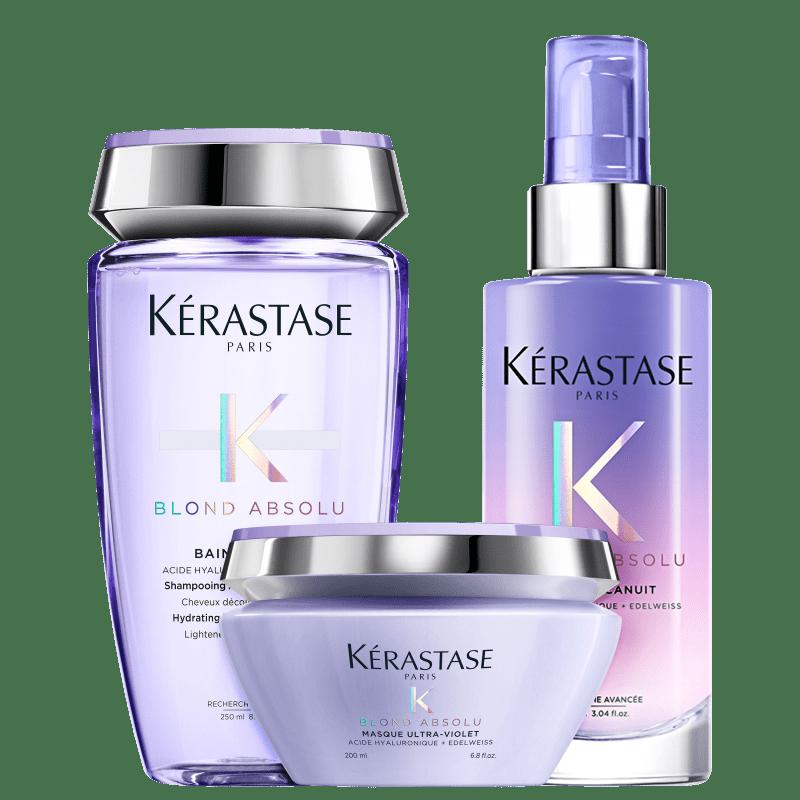 Kit Kérastase Highlighted Blonde (3 Produtos)