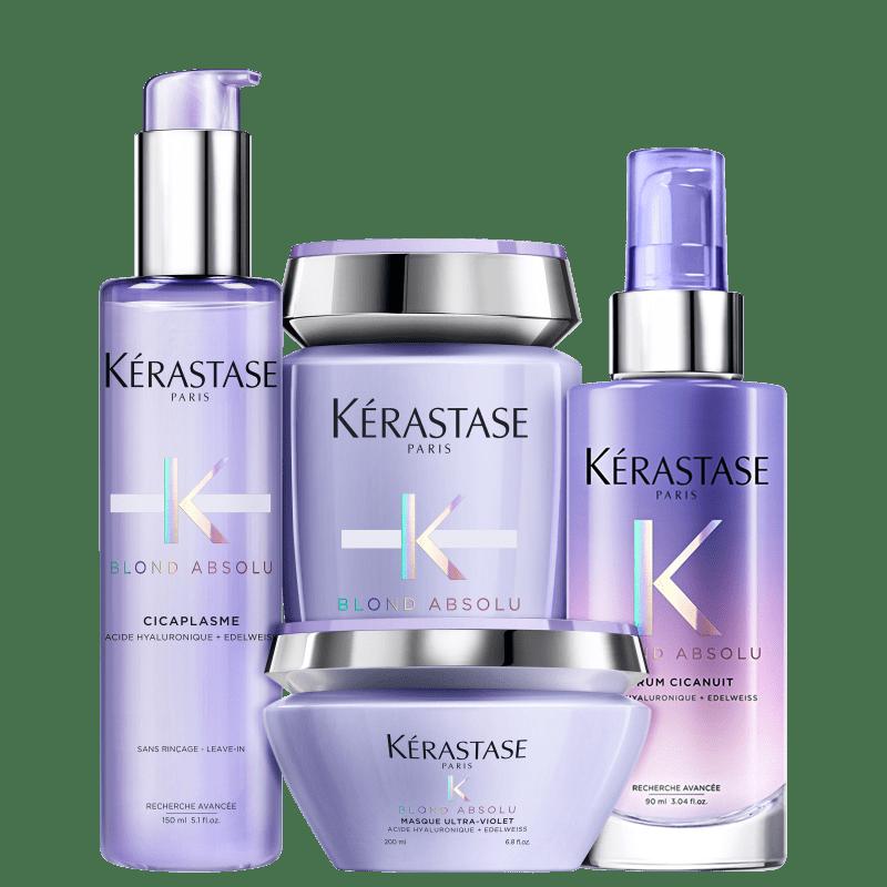 Kit Kérastase Platinum Blonde (4 Produtos)