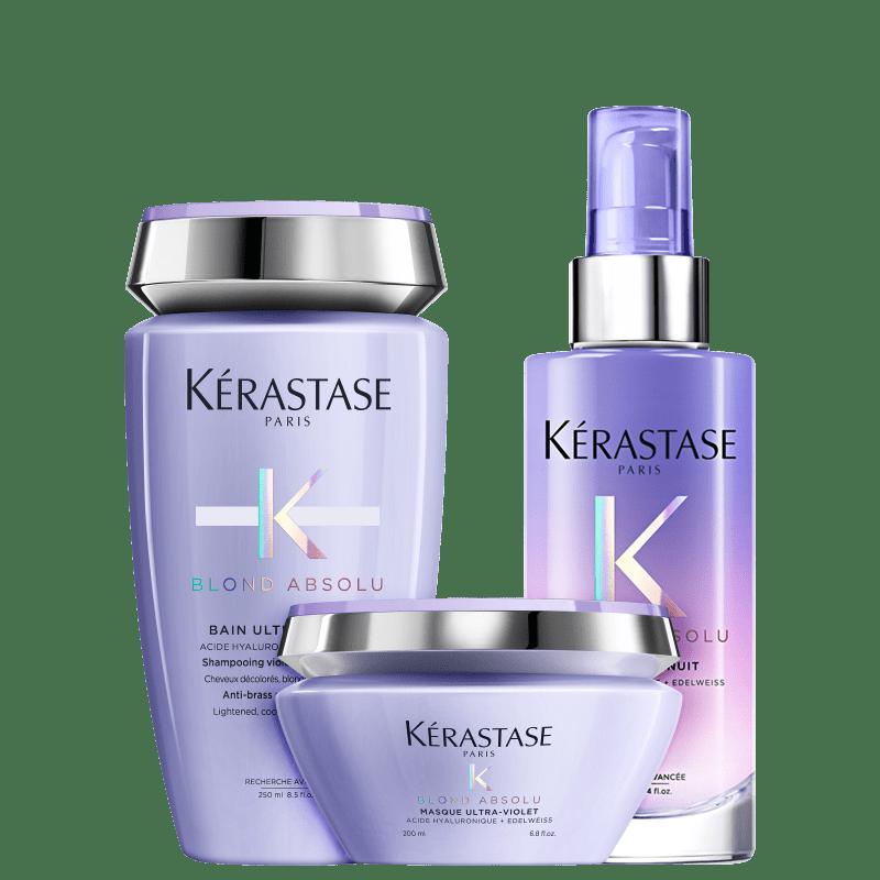 Kit Kérastase Blond Absolu Platinum (3 Produtos)