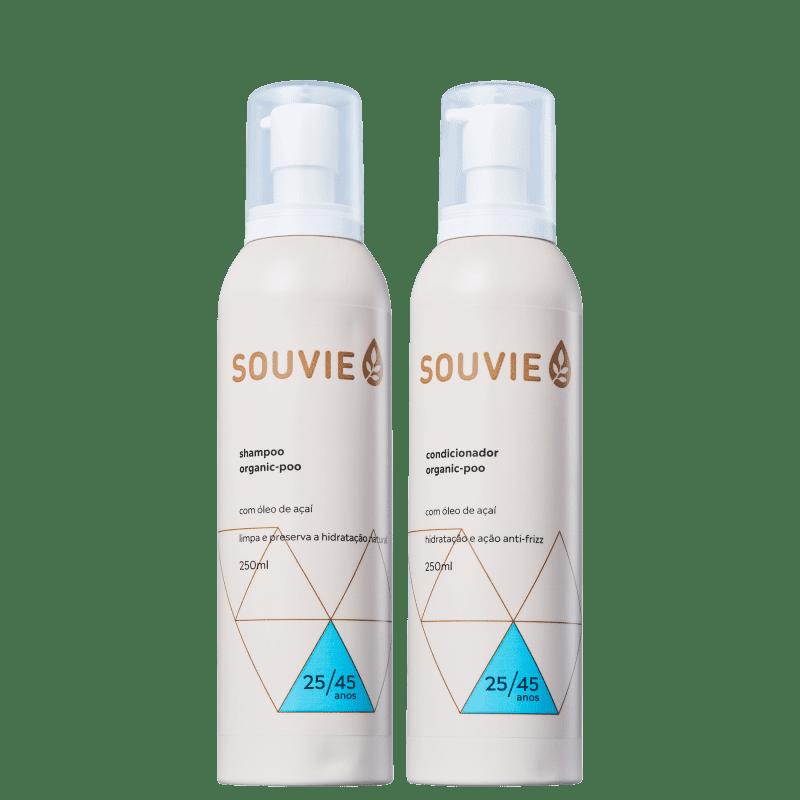 Kit Souve Cabelos Saudáveis (2 produtos)
