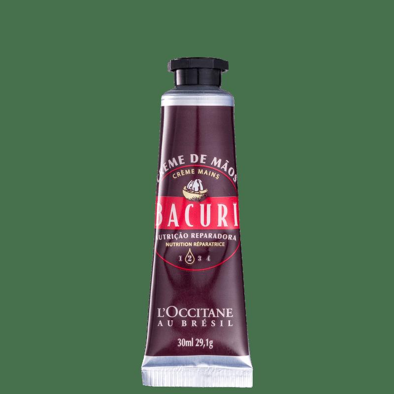 L'Occitane au Brésil Bacuri - Creme Hidratante para as Mãos 30ml