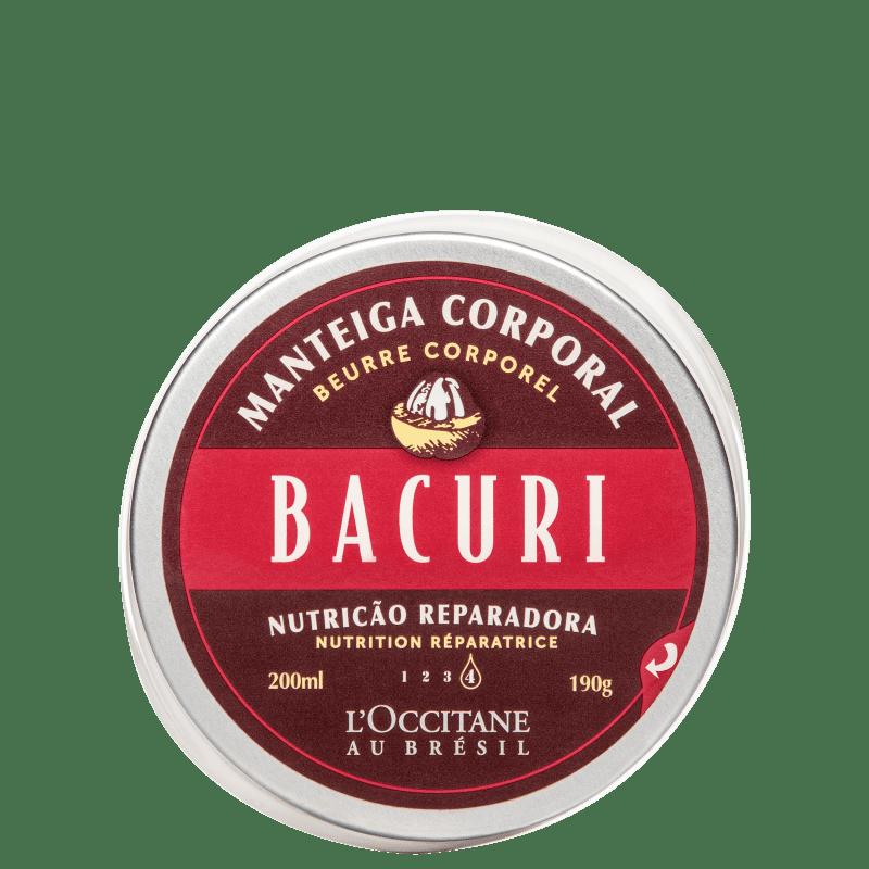 L'Occitane au Brésil Bacuri - Manteiga Hidratante Corporal 200ml