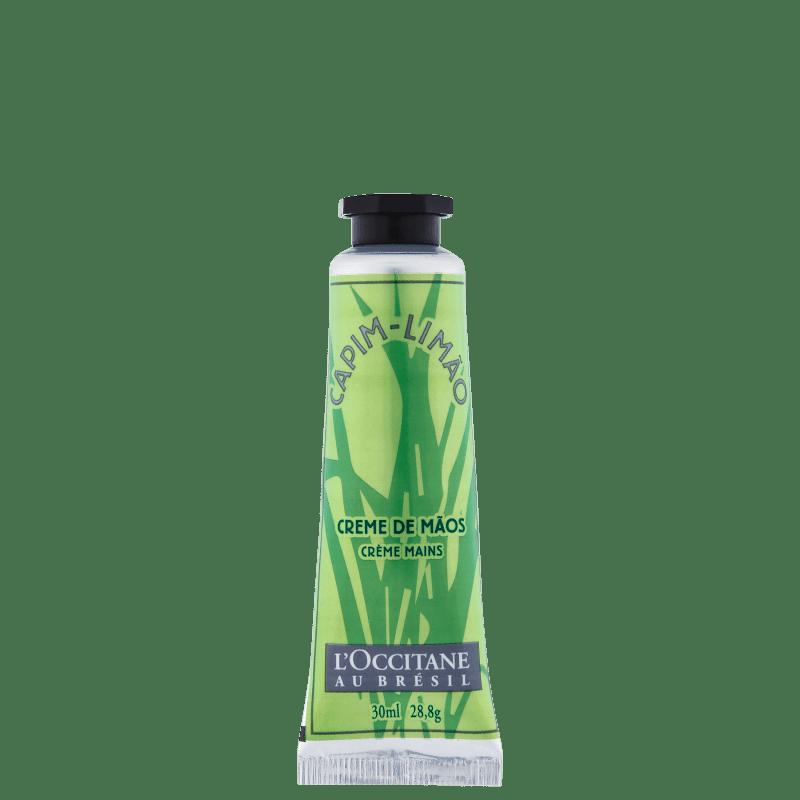 L'Occitane au Brésil Capim-Limão - Creme Hidratante para as Mãos 30ml