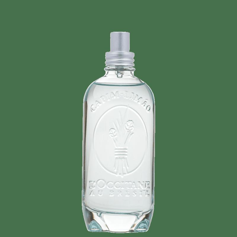 Gengibre & Capim-Limão L'Occitane au Brésil Eau de Cologne - Perfume Unissex 100ml