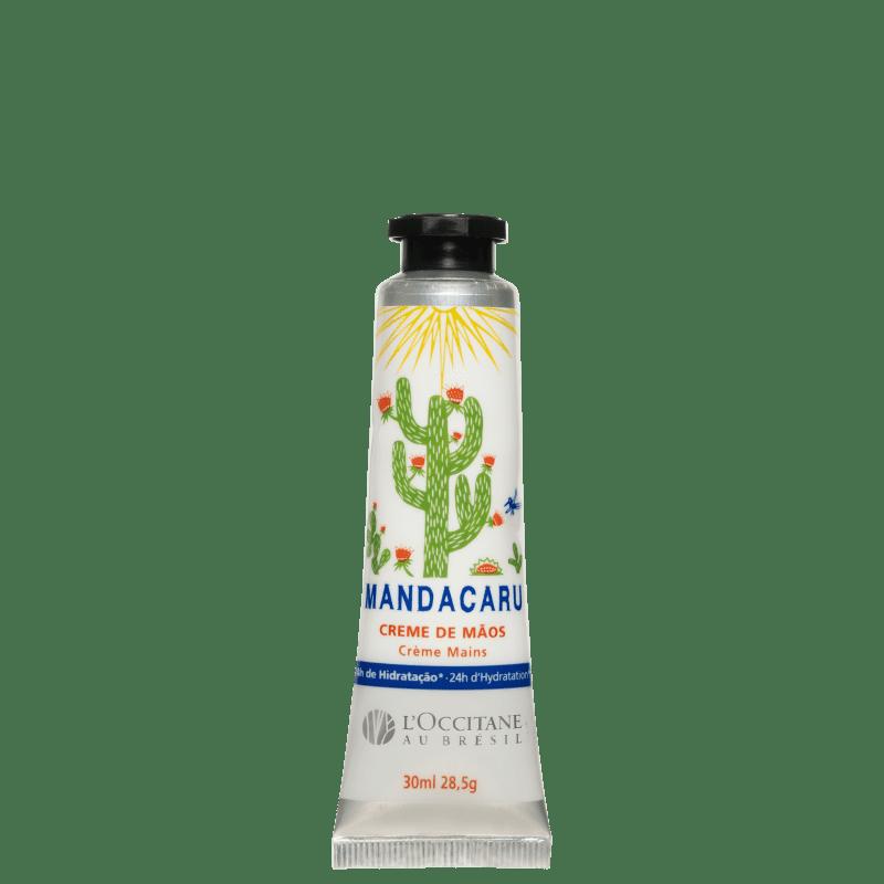 L'Occitane au Brésil Mandacaru - Creme Hidratante para as Mãos 30ml