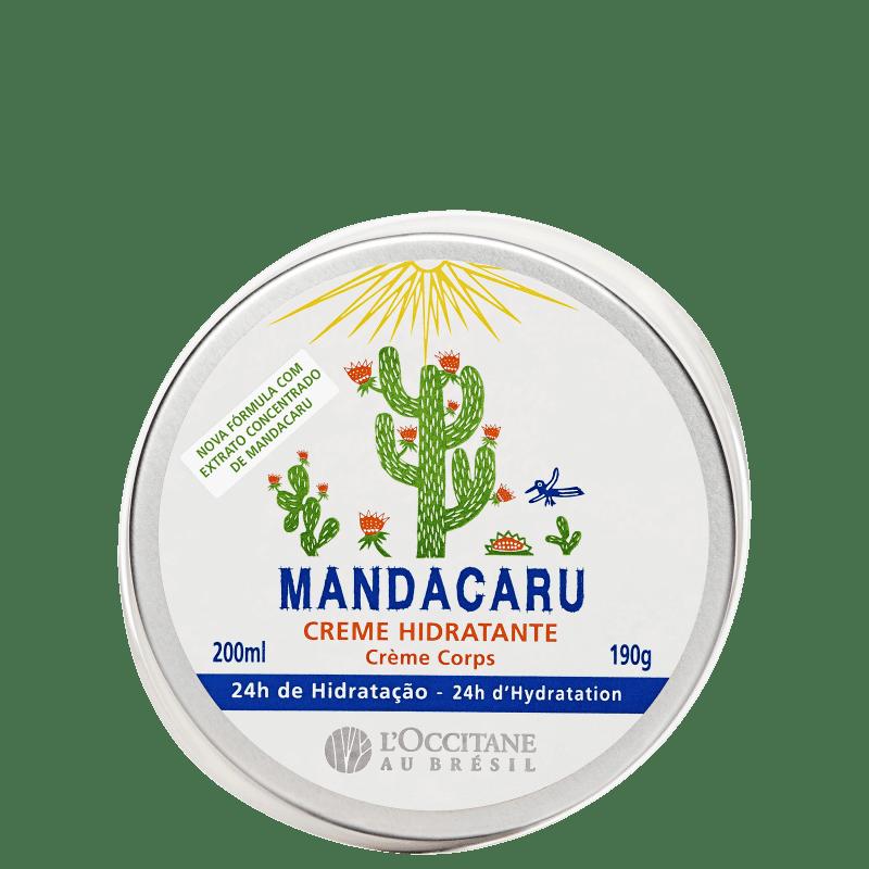 L'Occitane au Brésil Mandacaru - Creme Hidratante Corporal 200ml